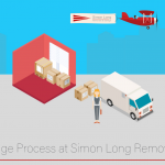 The Storage Process at Simon Long Removals