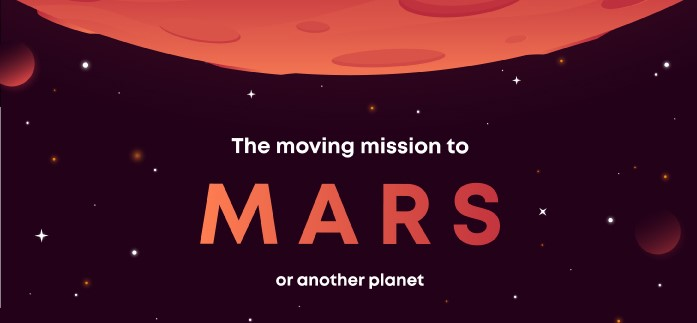 moving mission to mars