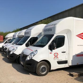 simon long removals vans - small and large 7